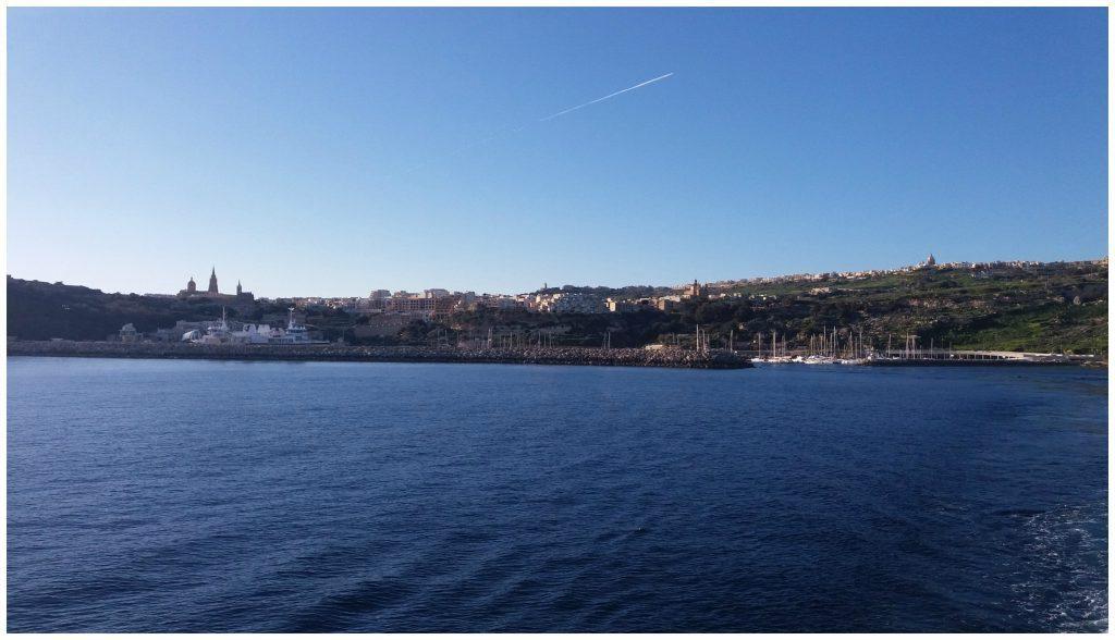 Mgarr harbour Gozo