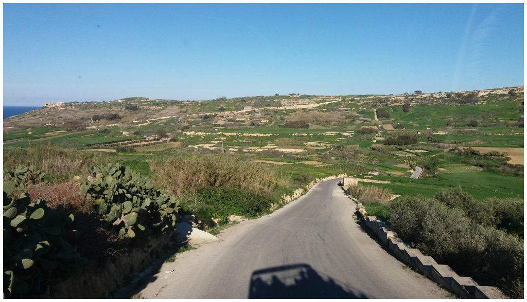 Sightseeing trip around Gozo