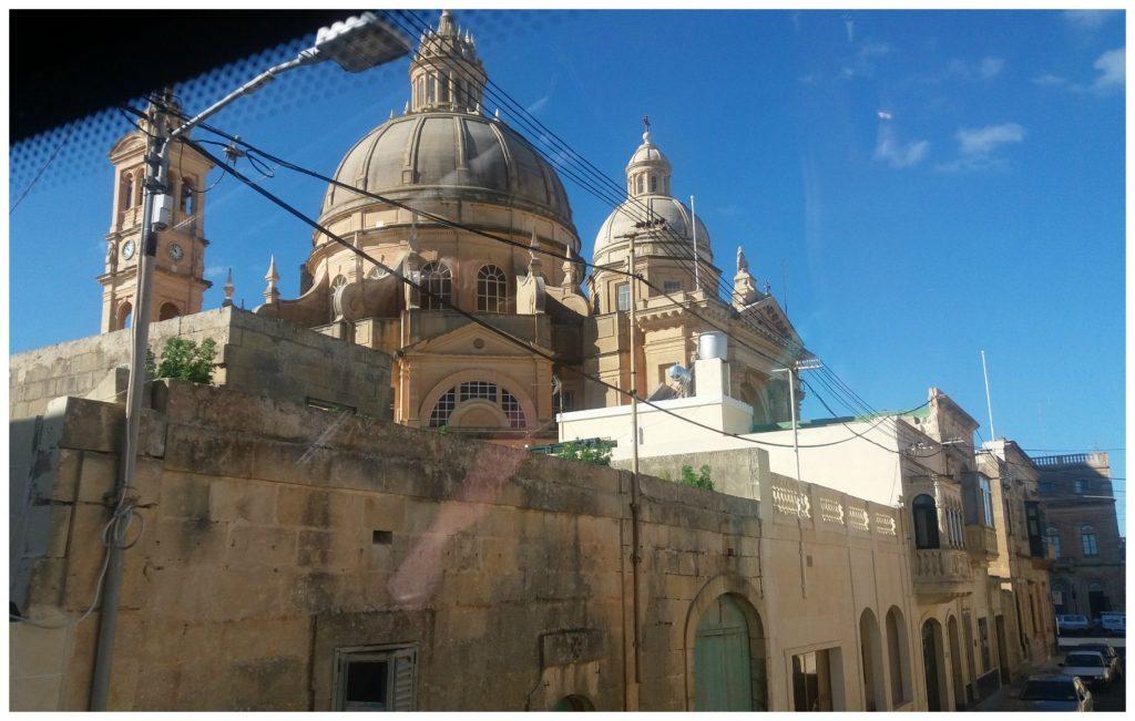 The Rotunda on Gozo