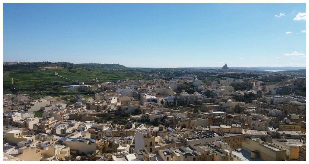 Views from the Citadella