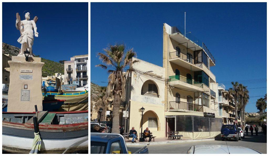 Xlendi on Gozo, Malta