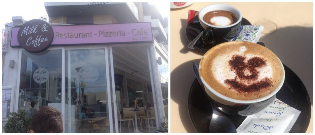 Milk & Coffee cafe Qawra