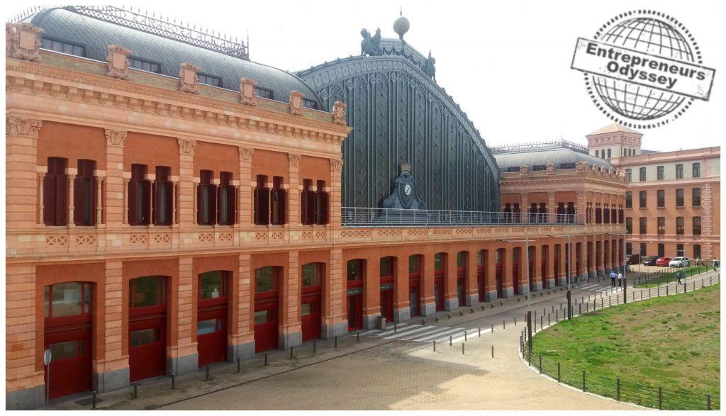 Atocha Railway Station Madrid Estación de Madrid Atocha