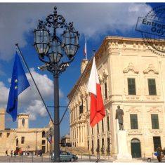 Euro, Malta - Auberge de Castille - Il-Berġa ta' Kastilja