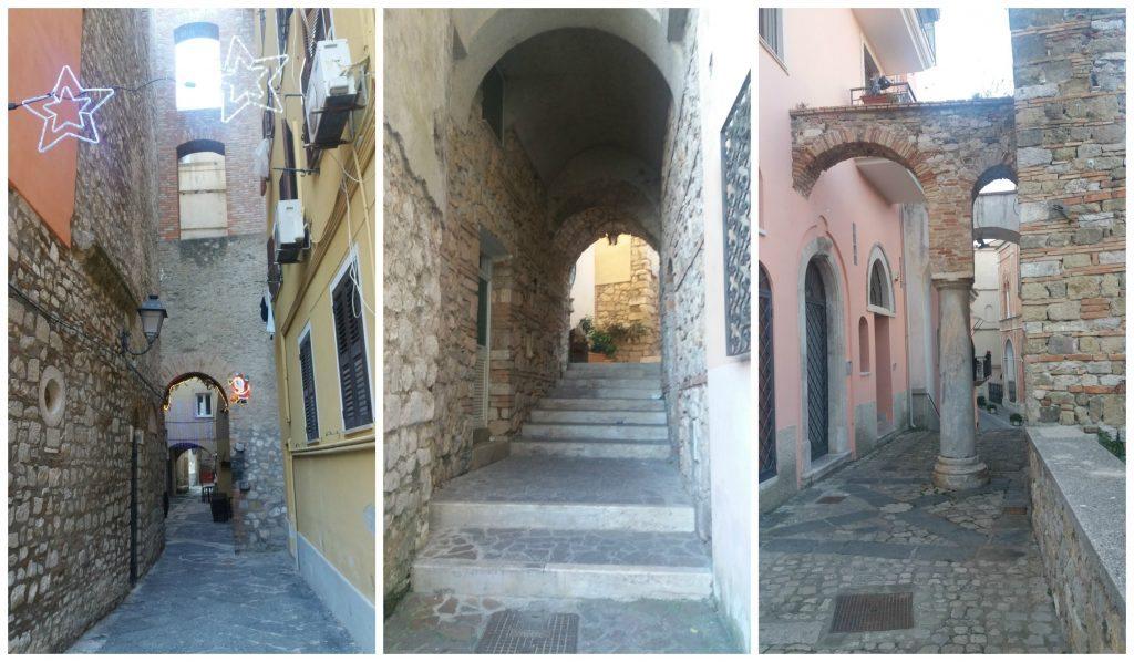 Gaeta's quaint streets