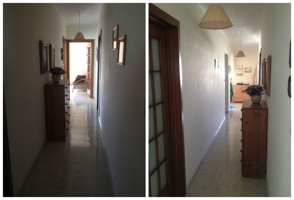 Hallway in Malta