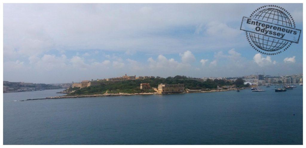 Manoel Island in Malta