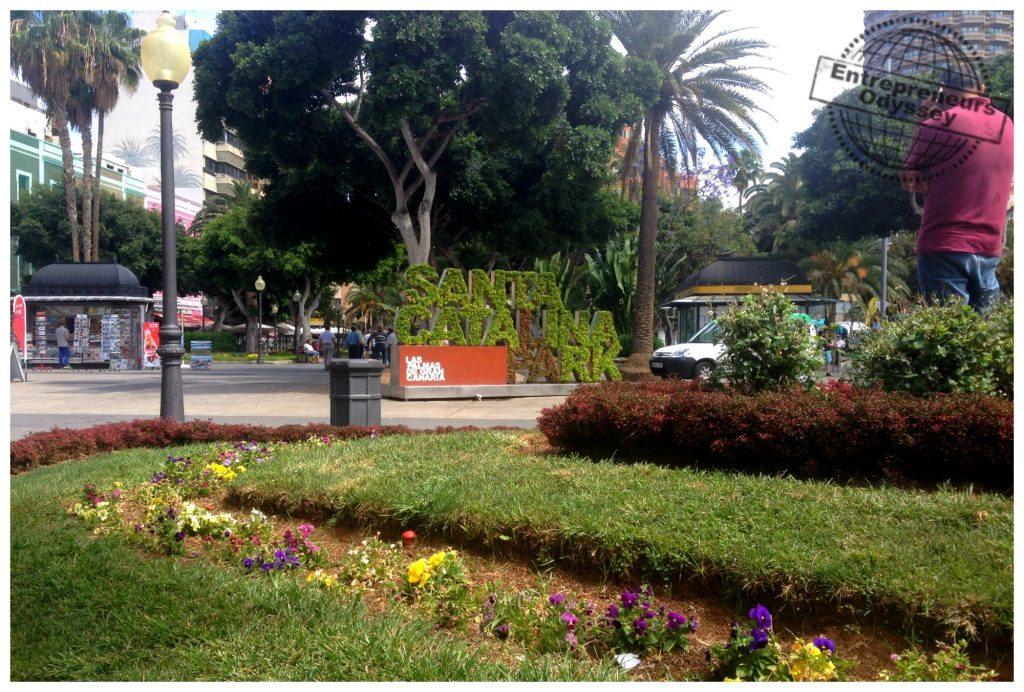 Santa Catalina Park Las Palmas
