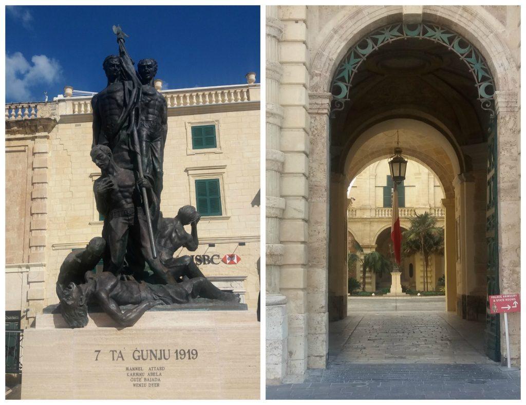 St George's Square Misrah San Gorg, Palace Armoury