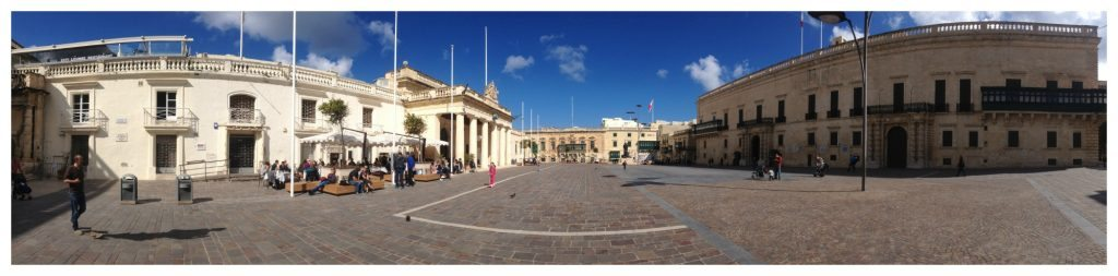 St George's Square Misrah San Gorg, Valletta