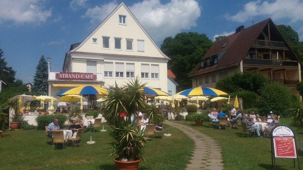 Strand Cafe Langenargen am Bodensee