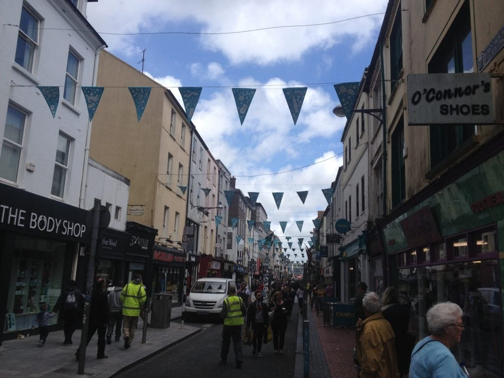 City of Cork Ireland