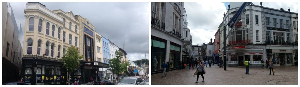 Cork City images.