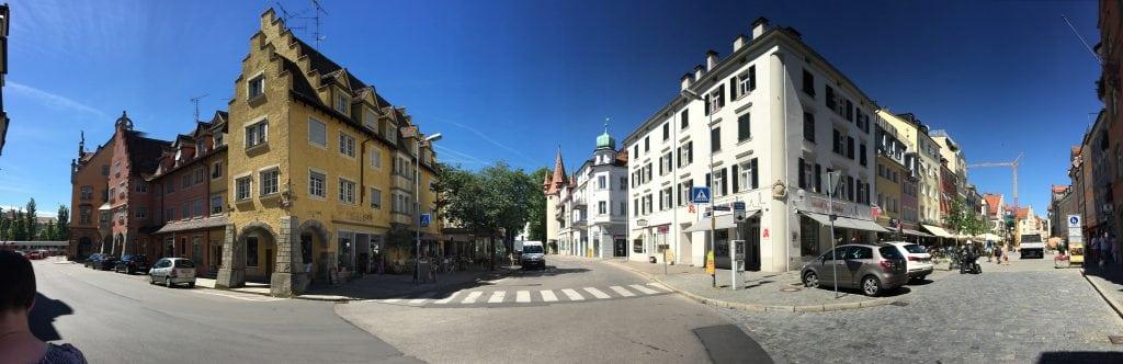 Old town of Lindau