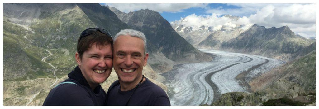 Aletschgletscher wow