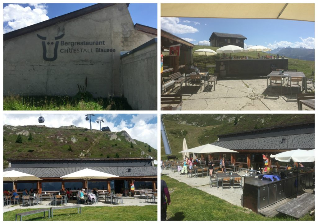 Bergrestaurant Chüestall Riederalp