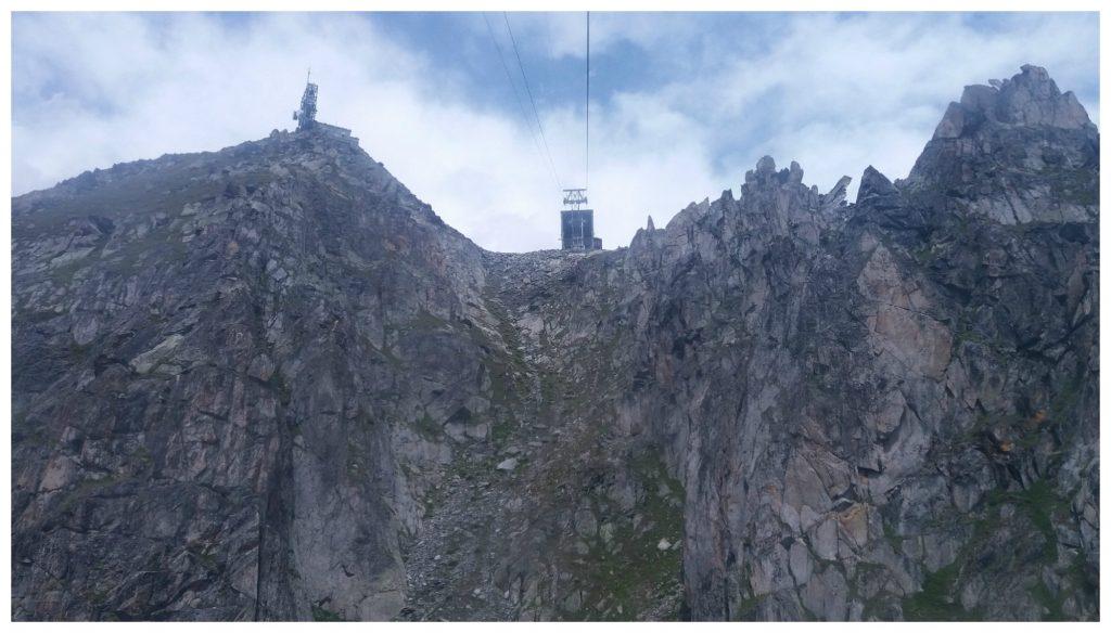 Eggishorn top station