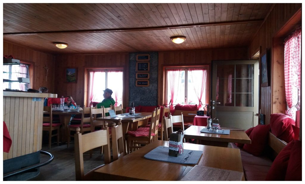 Horli-Hitta bergrestaurant