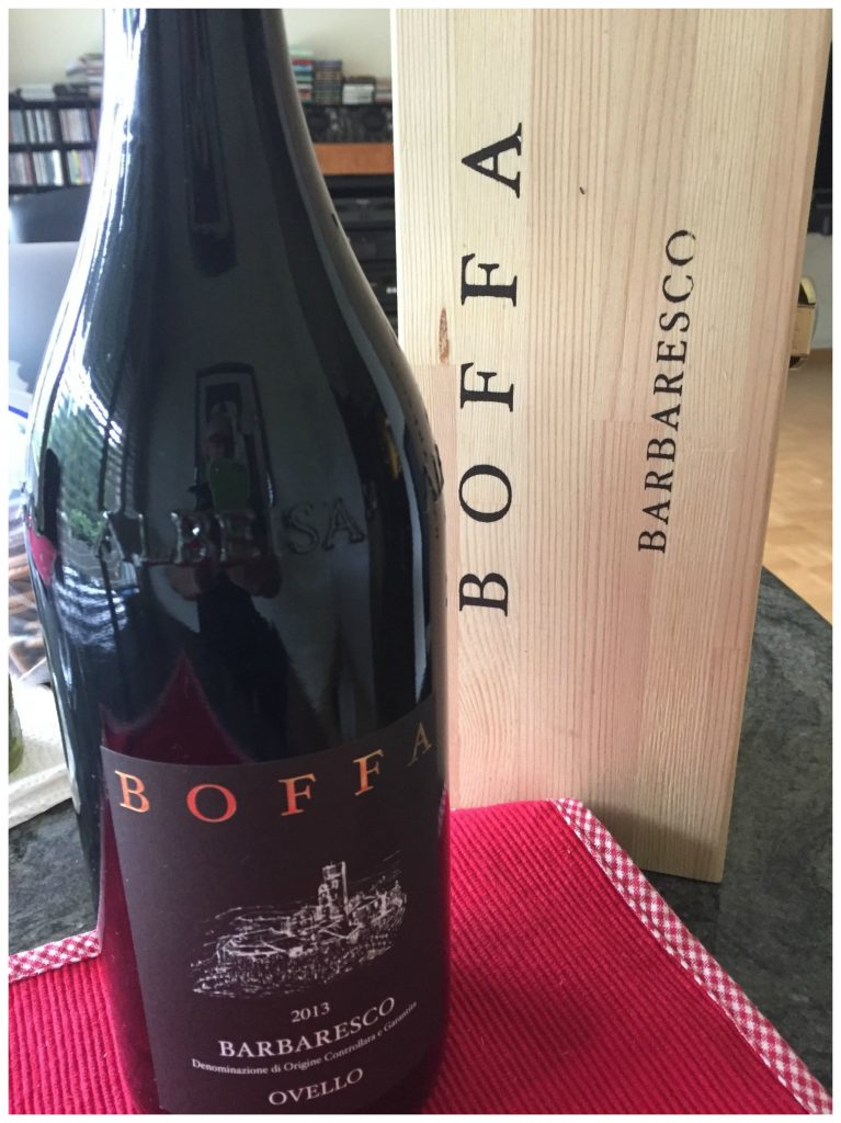 Magnum of Boffa Barbaresco 2013