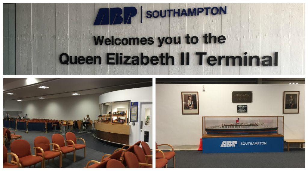 Queen Elizabeth 2 Terminal Southampton