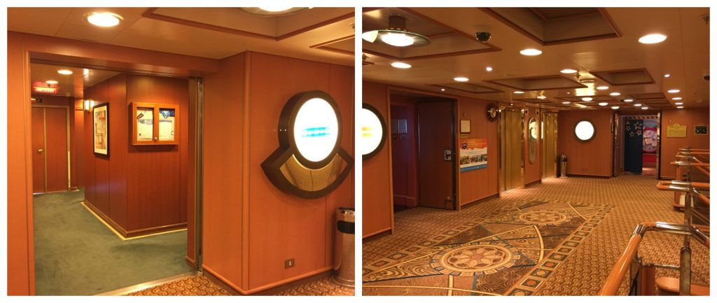 Youth & teen area on Crown Princess 2017