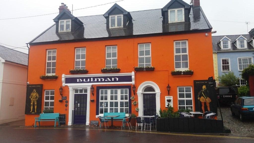 Bulman Restaurant Kinsale