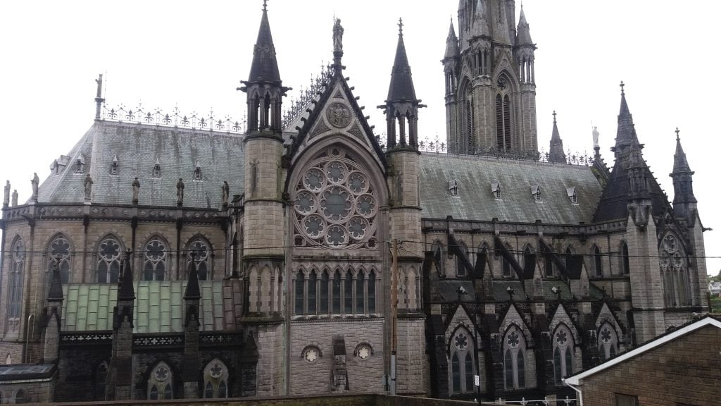 St Colmans Cathedral Cobh