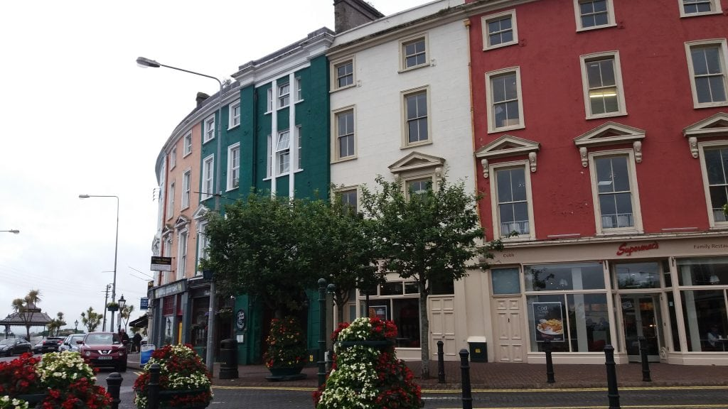 Cobh formally Queenstown