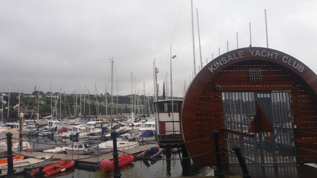 Kinsale waterfront