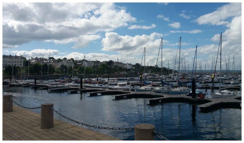 Bangor marina N.Ireland