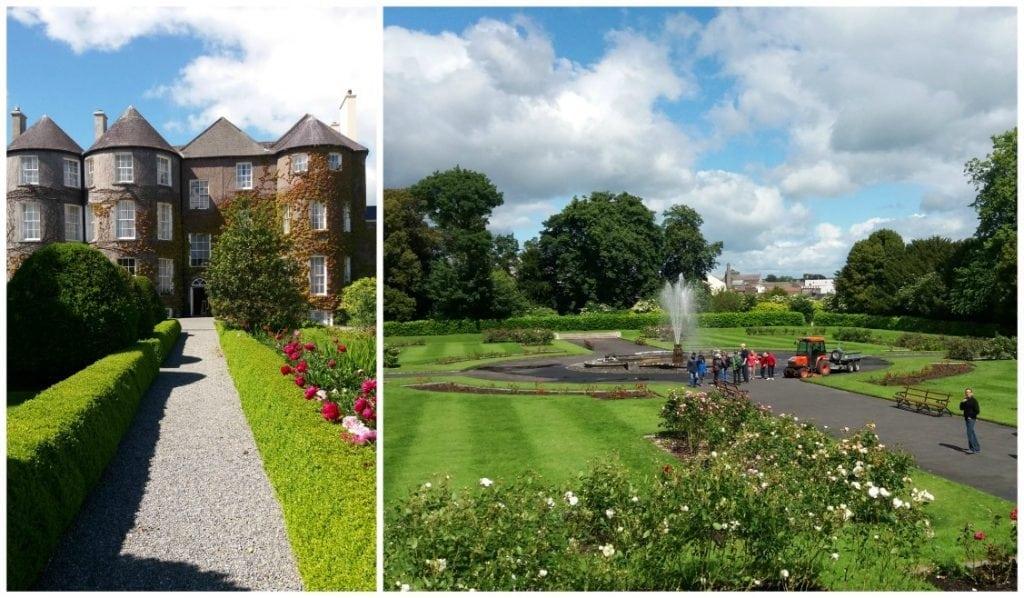 Butler House & Garden
