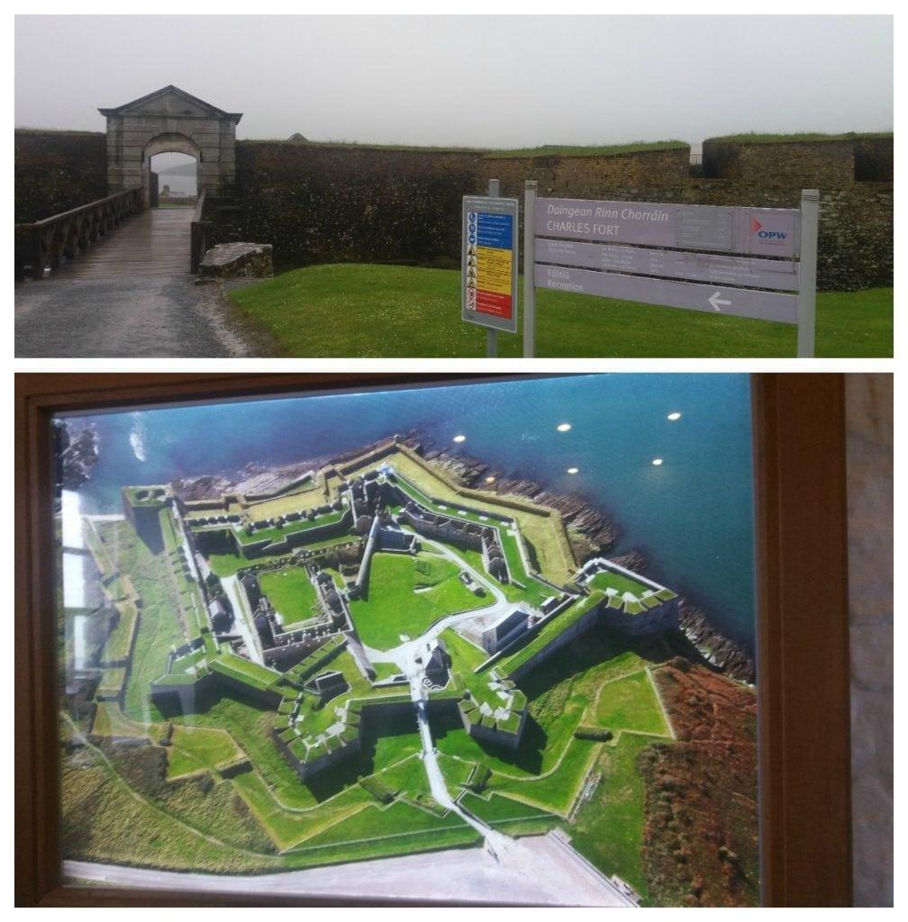 Charles Fort Kinsale Ireland