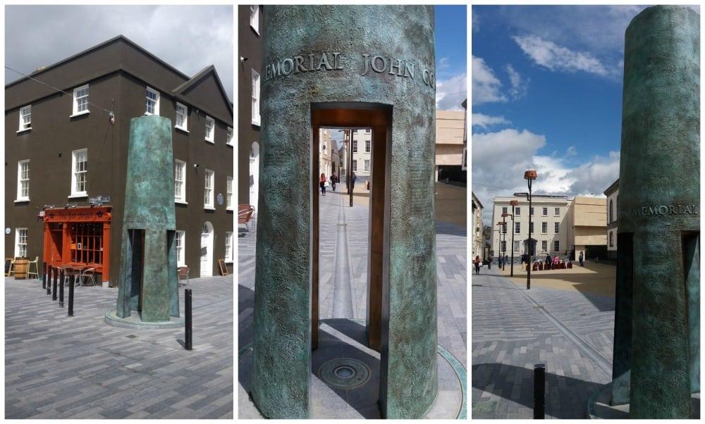 John Condon Memorial in Waterford
