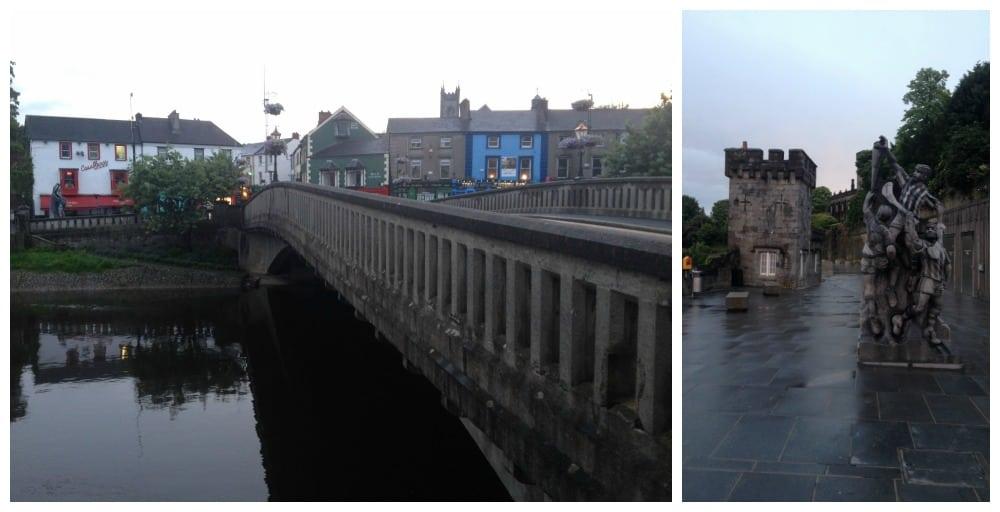 John's bridge in Kilkenny