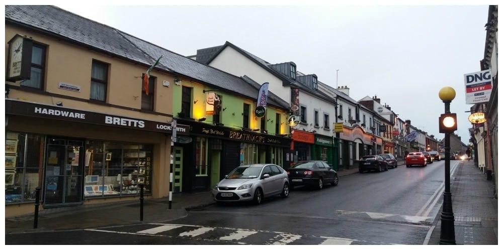Kilkenny main street