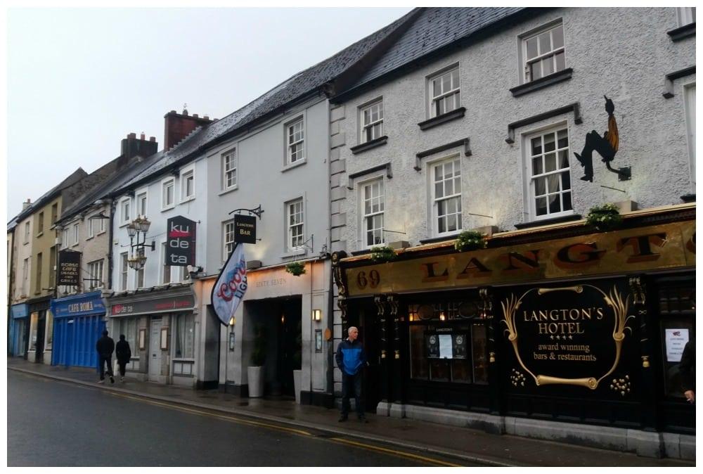 Langton's Hotel Kilkenny