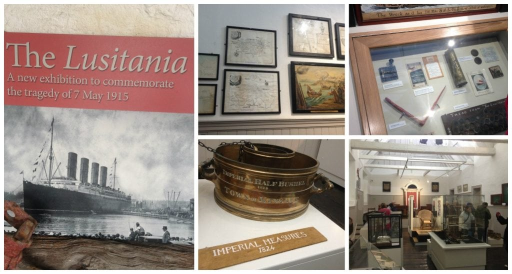 Museum of The Lusitania Kinsale