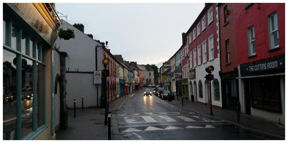 Streets of Kilkenny
