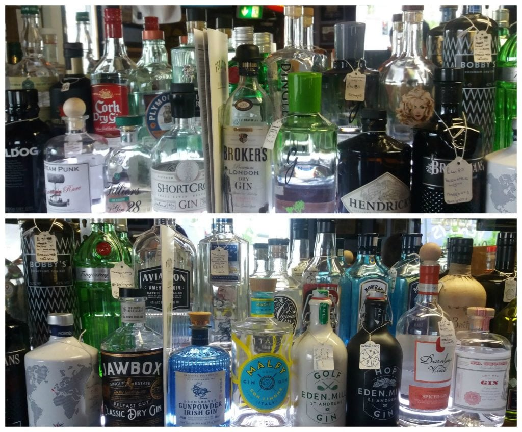 The Gin explosion Ireland