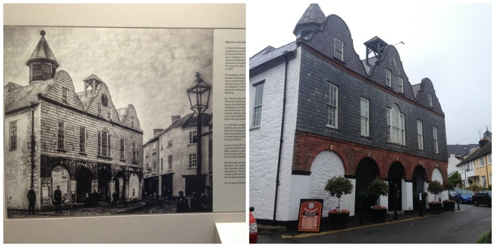 Then & Now Kinsale Museum
