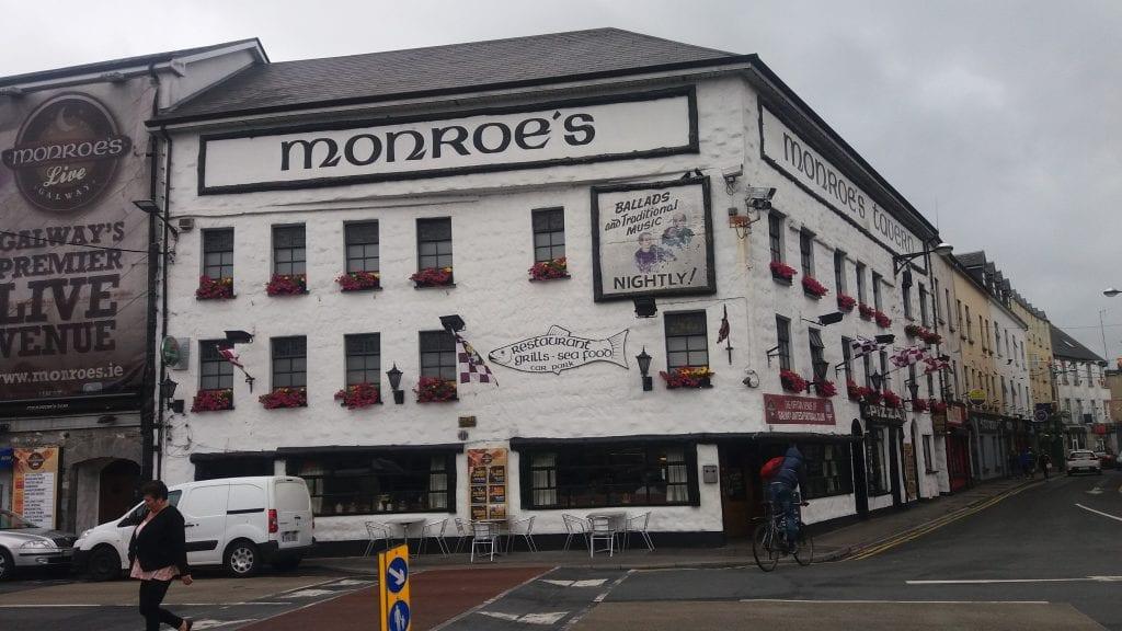 Monroe's Tavern Galway