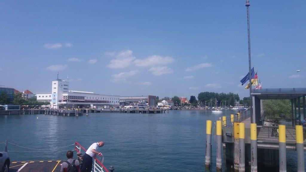Friedrichshafen Lake Constance