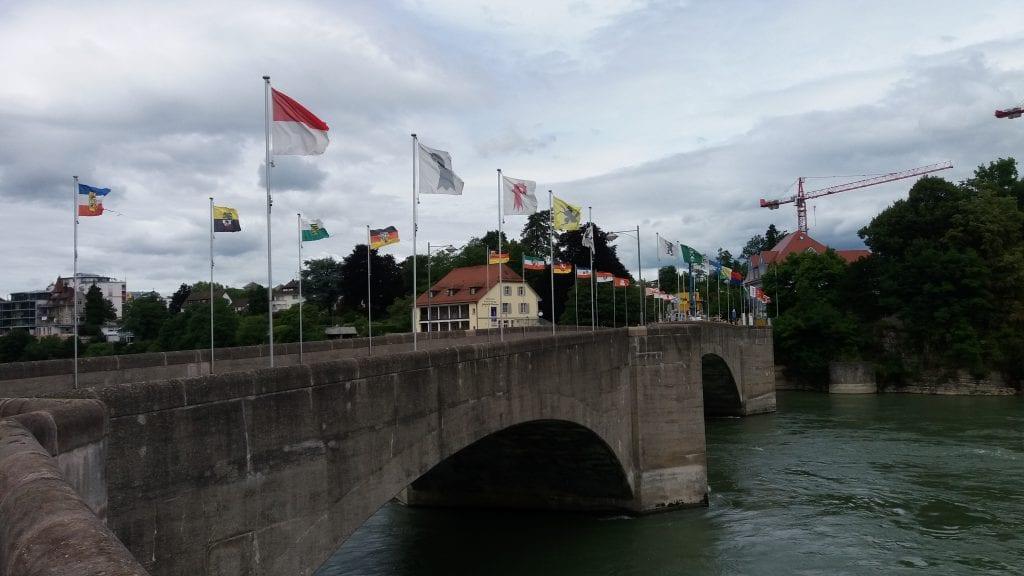 Rheinbrücke Switzerland