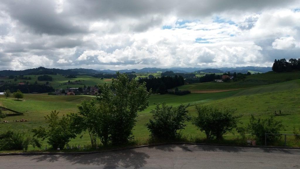 Emme in Switzerland