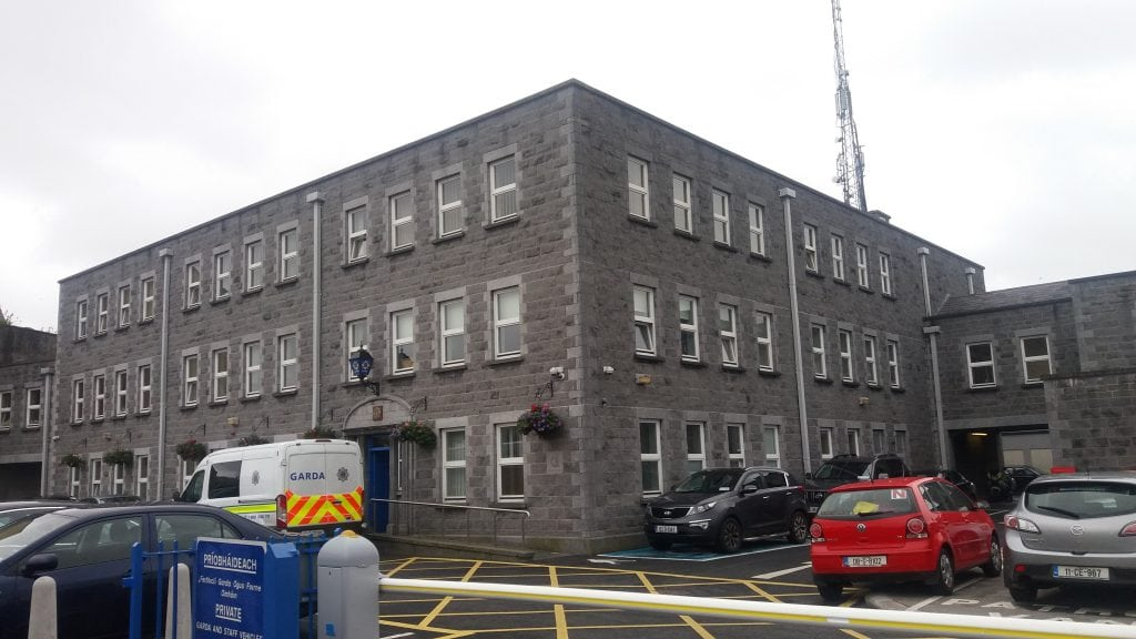 Galway Police station