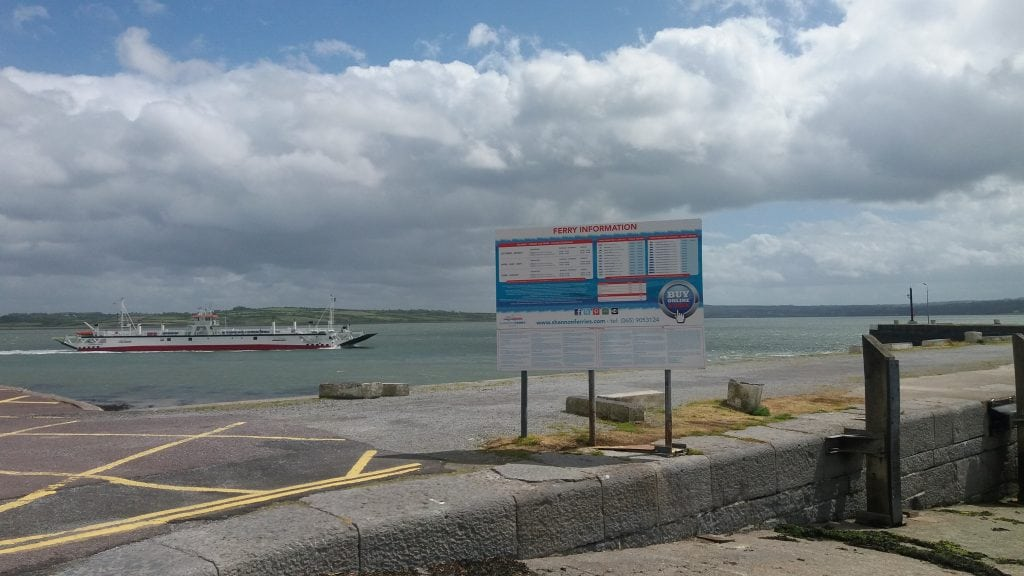 Shannon Ferry to Killrush