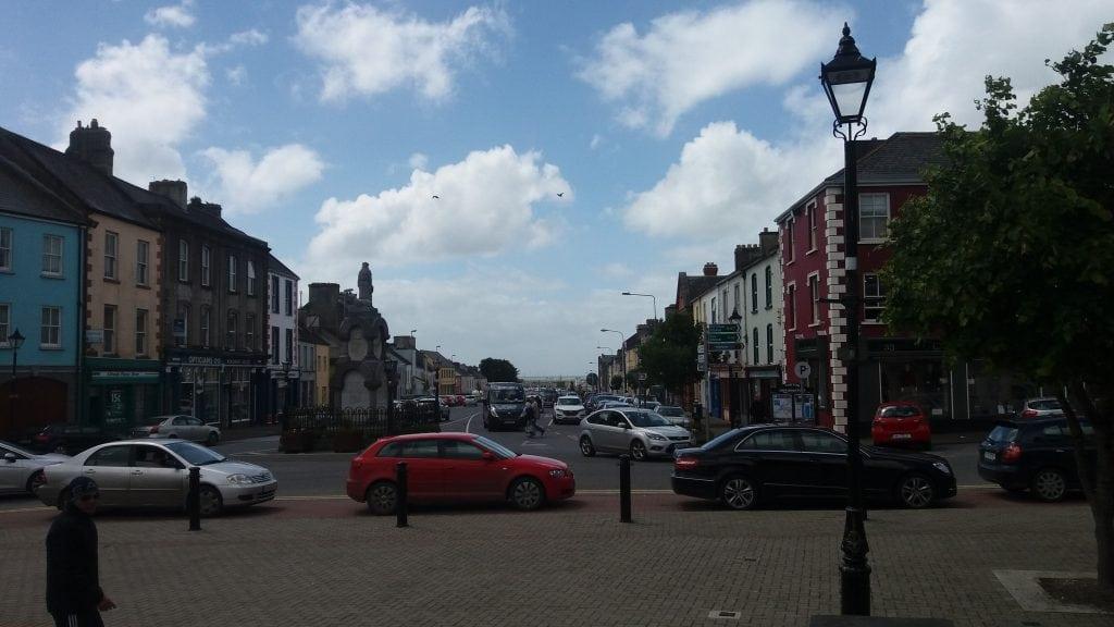 Kilrush town