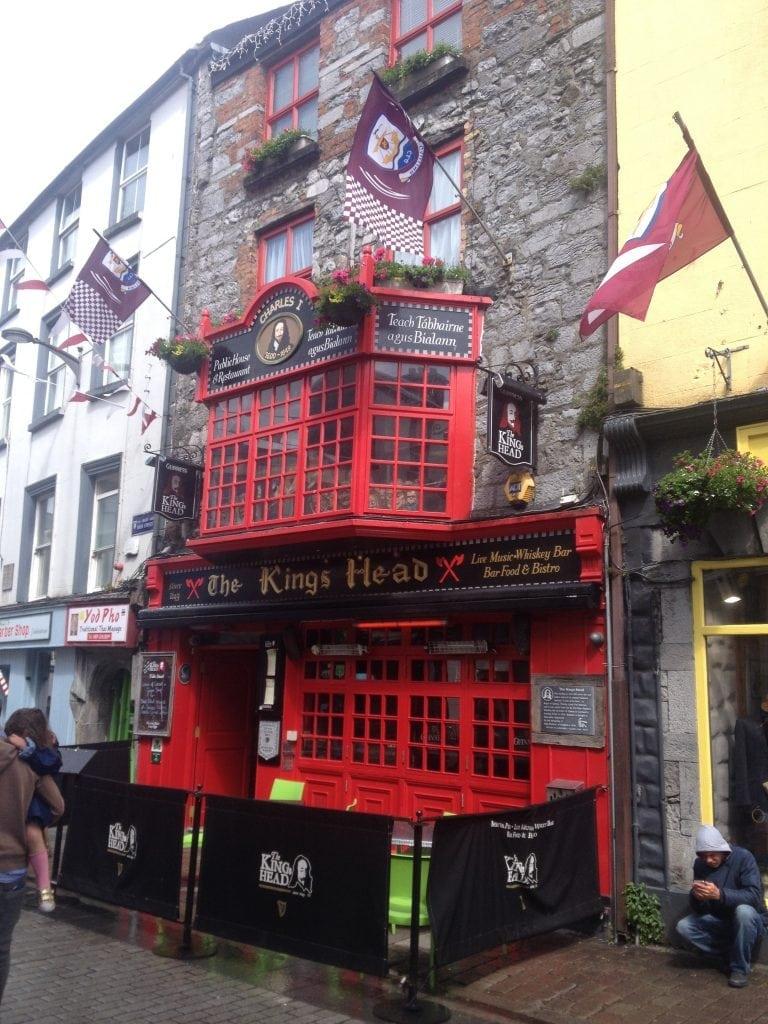 Kings Head Pub Galway