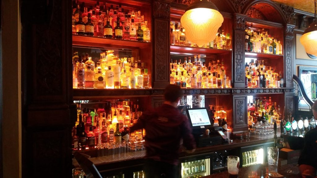 Gin Palace Tigh Nora Galway