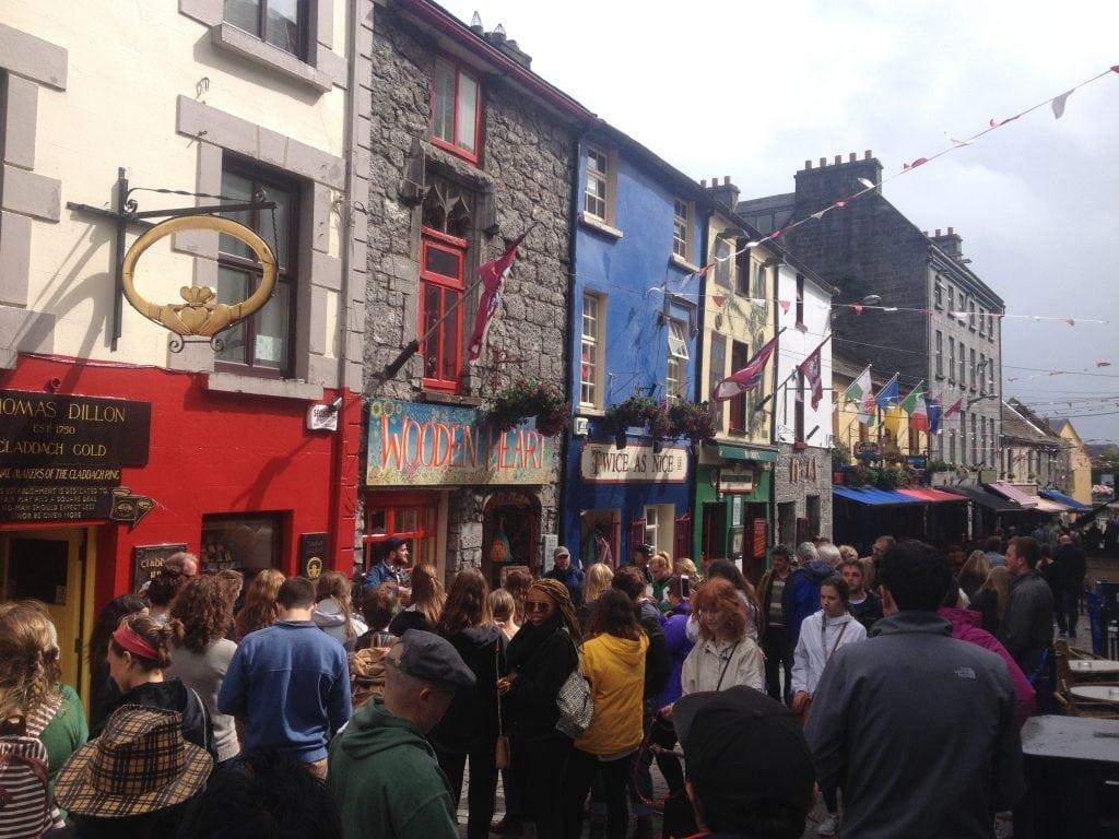 Latin Quarter Galway